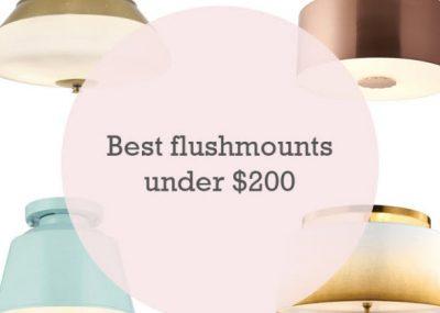best-flushmounts-under-200
