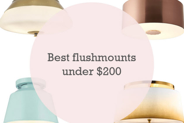 best-flushmounts-under-200