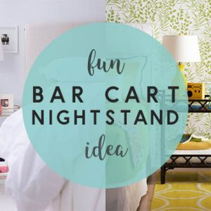 bar-cart-bedside-table