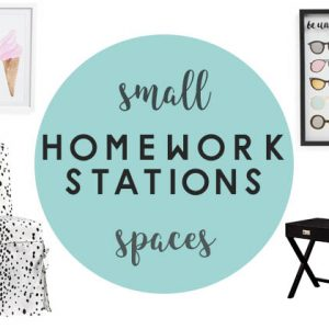 homework-station-ideas