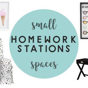 homework-station-ideas